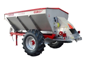 Alpler - Gübre Serpme Römorku - Fertilizer and Lime Spreaders